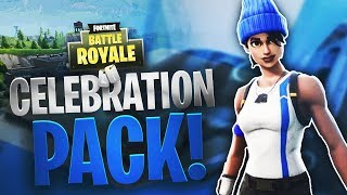 How To Get The PS4 Celebration Pack on Fortnite! *FREE*