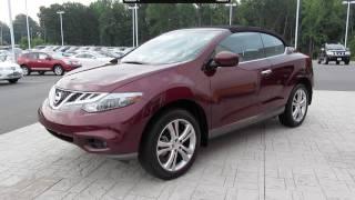 видео Nissan Murano Cabrio