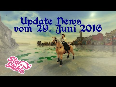 Star Stable [ SSO ] Update vom 29.Juni 2016 - Tim Hooper ist zurück!