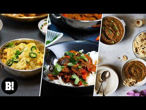 5 INDIAN TAKEAWAY INSPIRED RECIPES (All Vegan!)
