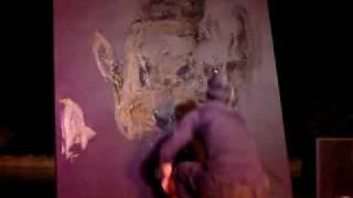 Gambar cover Michael Jackson purpurinart creartys