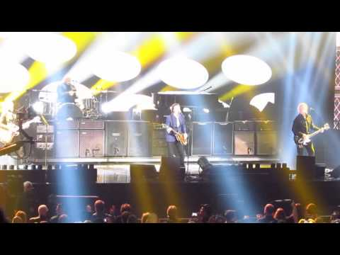 Paul McCartney - A Hard Day's Night (Live From Portland, Oregon, On 4/15/2016)