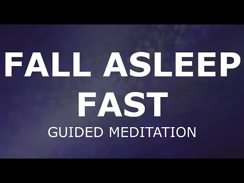 Fall asleep fast guided meditation,  A sleep hypnosis