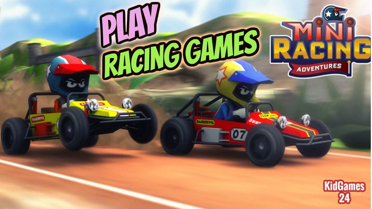 Mini Racing Adventure - Racing Cars Games For Kids   Car Racing ...