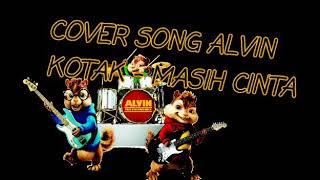 Cover song Alvin : Kotak - Masih Cinta