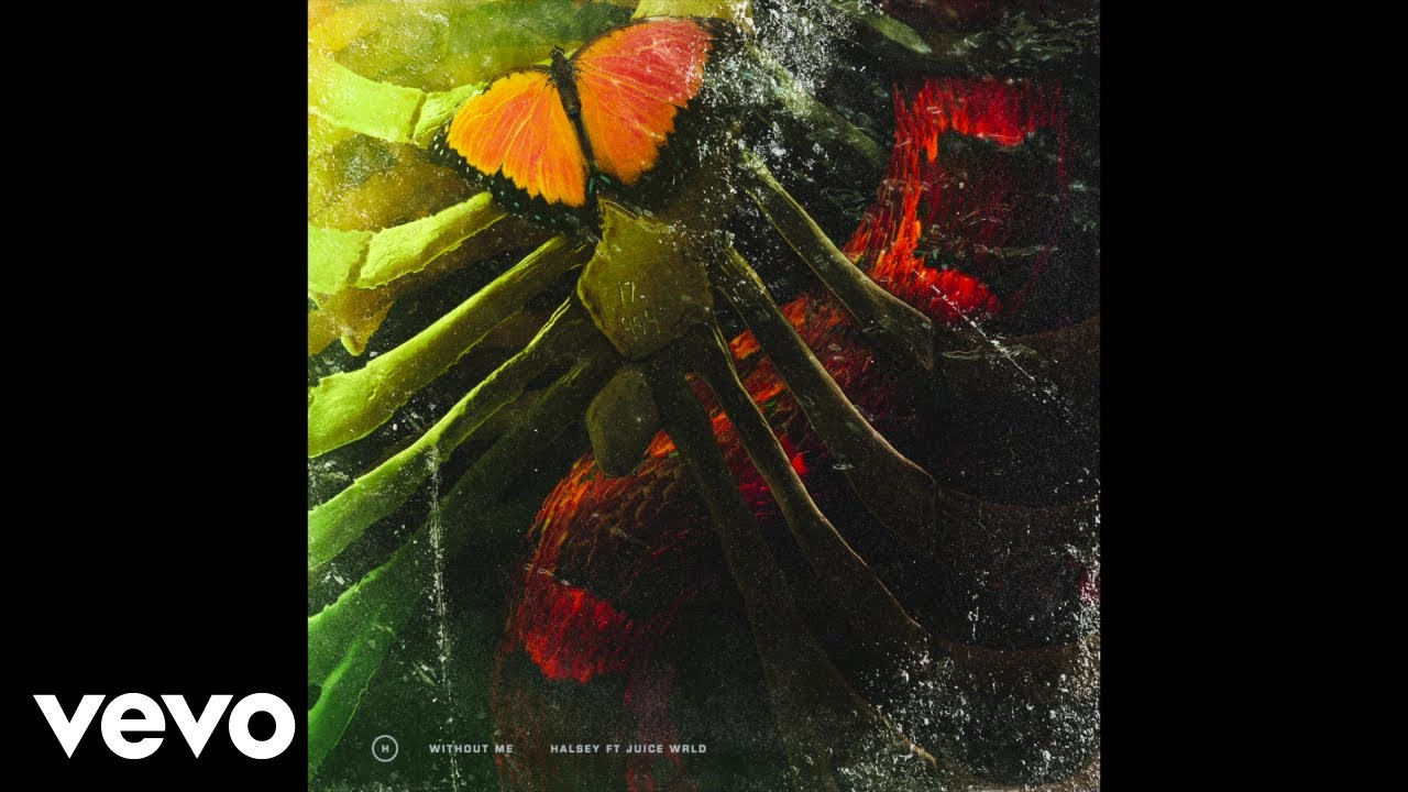 Halsey - Without Me (ft. Juice WRLD) - Audio