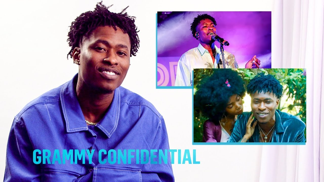 first time grammy nominee lucky daye talks musical journey grammy confidential e news youtube first time grammy nominee lucky daye talks musical journey grammy confidential e news