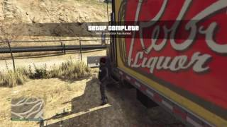 GTA 5 - Bikers - The Open Road - Buying and upgrading business Meth Lab