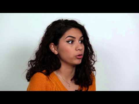 Alessia Cara talks about songs from her debut album,
