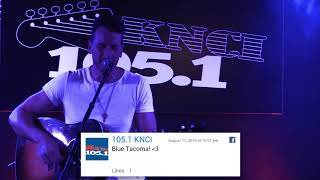 Russell Dickerson - Blue Tacoma (Live) Video