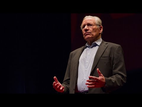 Democracies die in darkness | Bob Woodward | TEDxMidAtlantic