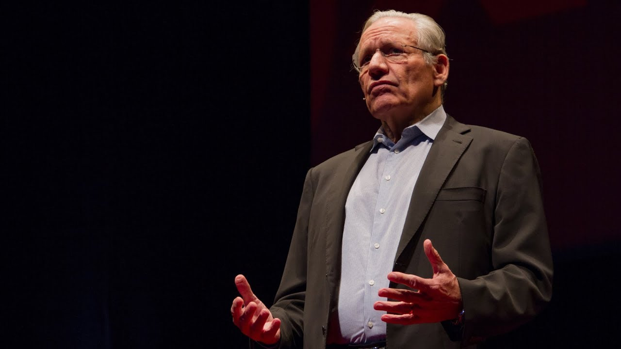What I Learned Investigating Nixon And Why It Matters Now Bob Woodward Tedxmidatlantic