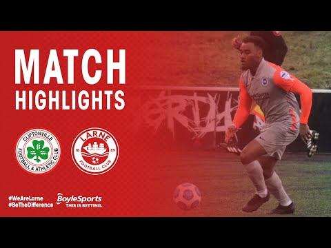 Cliftonville Larne Goals And Highlights