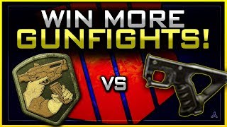 Win More Gunfights While Rushing! | Gung-Ho & Quickdraw Breakdown