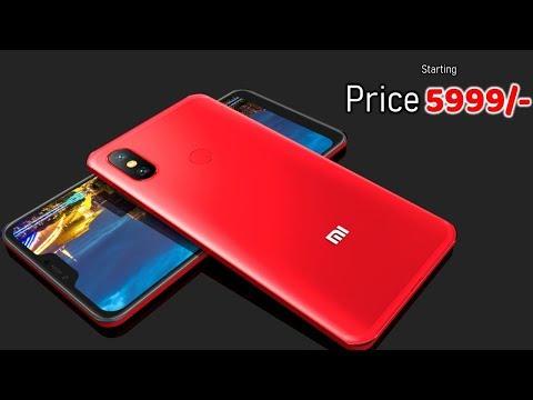 Xiaomi ने लांच किया धांसू Phone, Price 5999/- Only, Samsung बेहोश