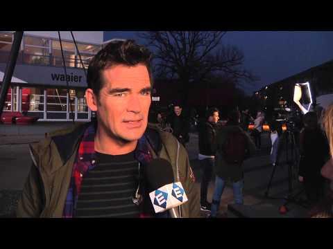 Interview Jeroen van der Boom door TV Enschede FM