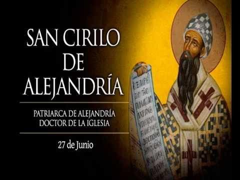 Resultado de imagen para ALEJANDRIA BIBLIOTECA CIRILO