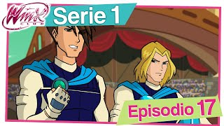 Winx Club - Serie 1 Episodio 17- Il segreto di Brandon [EPISODIO COMPLETO]