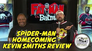 SPIDER-MAN HOMECOMING - KEVIN SMITH'S REVIEW