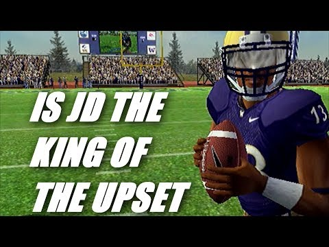 ITS A JD THING! NCAA FOOTBALL 11 PS2 QB ROAD TO GLORY EP5