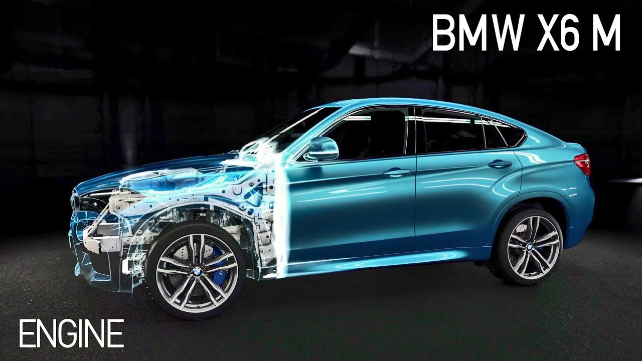 2015 Bmw X6 M The Engine Youtube