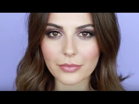 Accentuate Brown Eyes Makeup Tutorial Destination Beauty