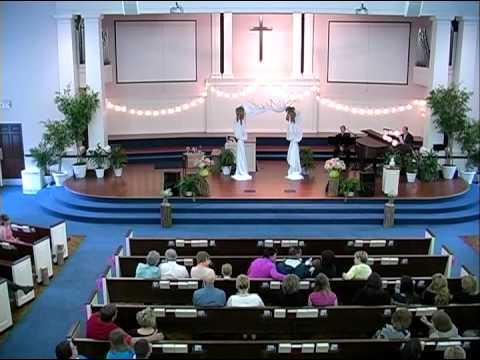Wedding Ceremony of Ashley & Derrick Byrd