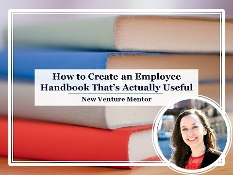 How to Create an Employee Handbook That's Actually Useful for Your Business