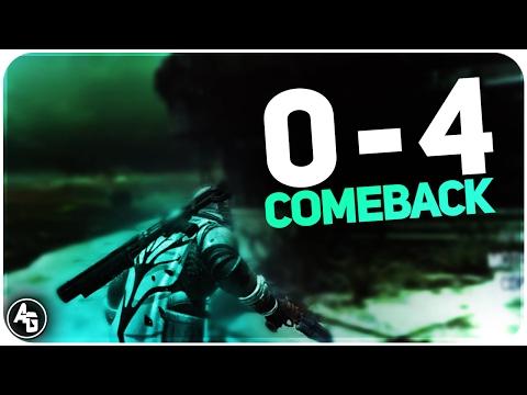 Destiny 0-4 Comeback | You gotta love it!