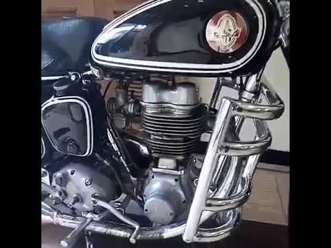 Bsa 350cc Motor Tua Klasik & Antik
