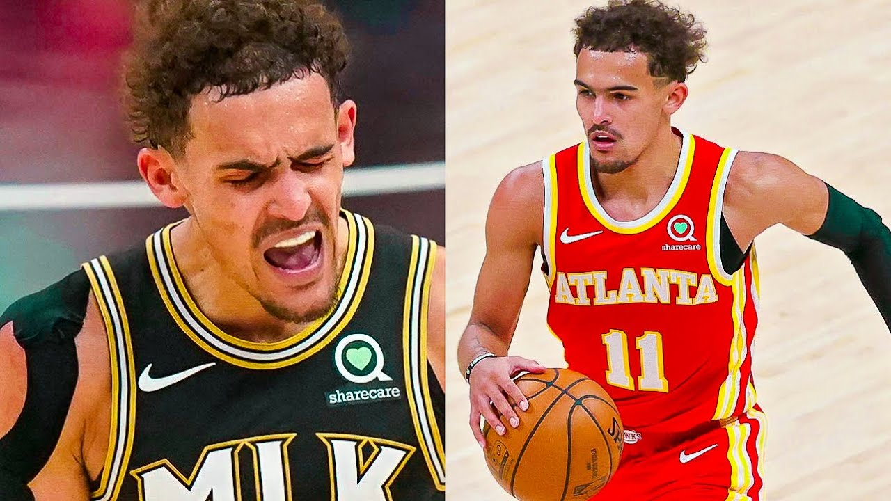 10 Minutes of Trae Young DOMINATING the Playoffs !