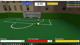 Roblox - Kick off / 1v1 vs McCoin2