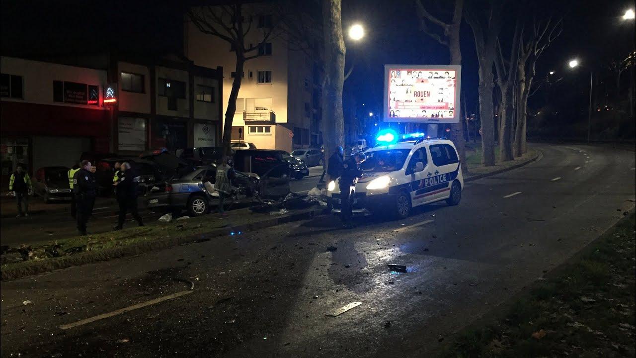 Normandie accident en centre ville de rouen - Piscine boulingrin rouen ...