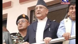 KP Oli Ko Bhabya Bidai