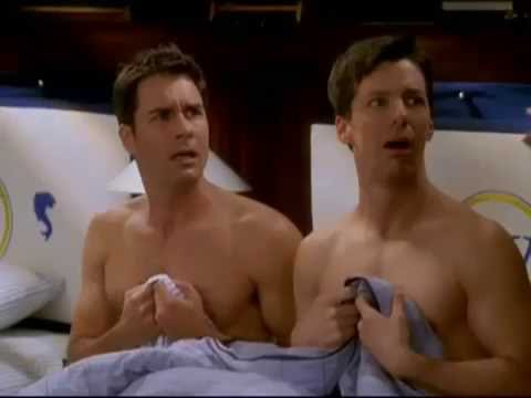Grace Adler  Debra Messing from Will and Grace Blooper Compilation