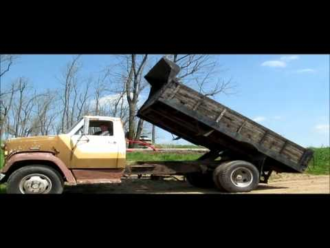 1968 gmc 5500 dump truck for sale sold at auction may 2. Black Bedroom Furniture Sets. Home Design Ideas