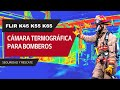FLIR K45 K55 K65 - Cámara termográfica para bomberos