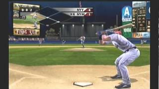 YANKEES VS METS MVP BASEBALL 2004 DYNASTY MODE GAME
