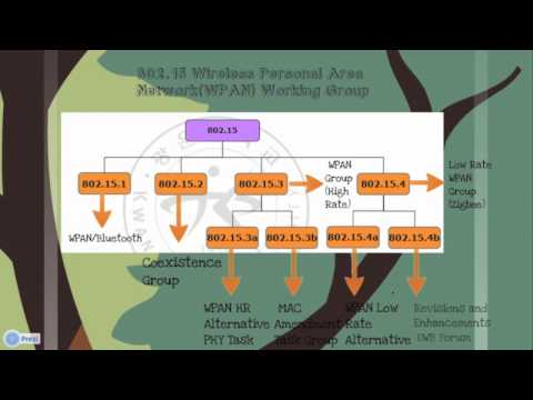 IEEE 802 Wireless Standards
