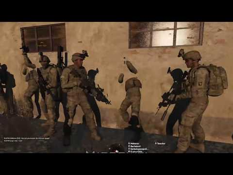 [ENG] Arma 3. Lithium US special operation. Identify and ste