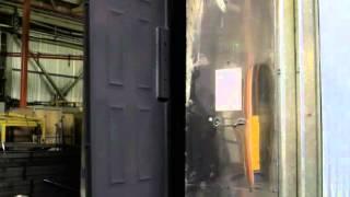 Производство металлических дверей Valberg(На видео показаны все этапы производства металлических дверей Valberg., 2014-01-15T19:12:25.000Z)