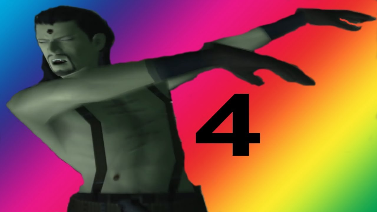 MGS2 Best Playthrough Part 4