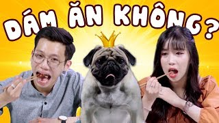Lần đầu ăn THỊT CHÓ cạnh.. CON CHÓ! | Chó là Bạn Hay là Mồi? | Trong Trắng 118