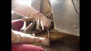 Делай! Do It! Замена тормозных колодок в Рено. Replacement brake pads Renault