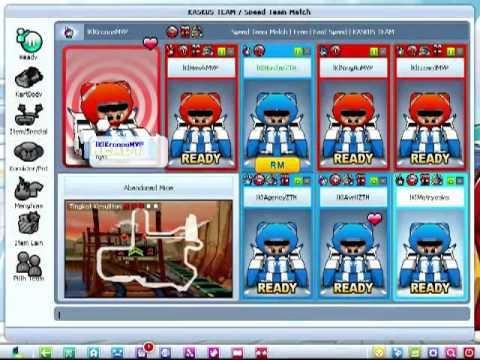 INDONESIAN KartRider - Kaskus (MVP) vs. Kaskus (ZTH)