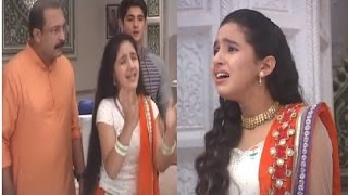 Yeh Rishta Kya Kehlata Hai:Naira insult gau,blames her to snatch his father Naitik