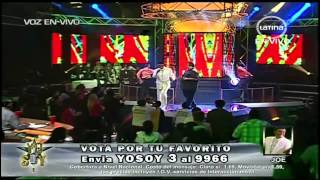 Yo Soy 2-Joe Arroyo Y Tito Nieves-La Rebelion HD 06-08-2012