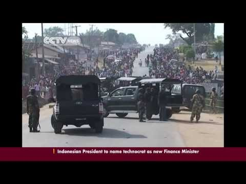 Nigeria's Boko Haram Responsible for Two Attacks.