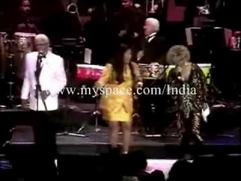 India - Celia Cruz - Jhonny Pacheco - Tito Puente e Isidro Infante - Guantanamera