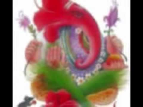 Mudakaratta Modakam - Ganesha Pancharatnam With Lyrics English